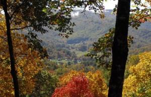 NC Mountains -Photo by SMB