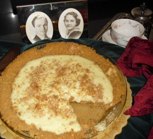 The Pie That Made My Dad Propose (recipe in Aug 29, 2013 post)